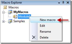 20110729 Execute Package Macro
