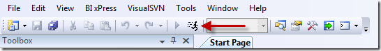 Macro toolbar Icon
