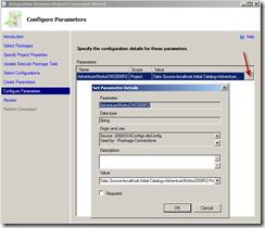 13 set parameter details