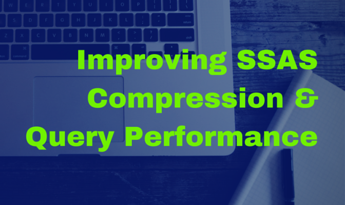 SSAS compressoin query performance