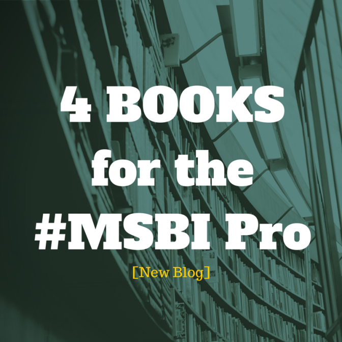 Business Intelligence books #msbi