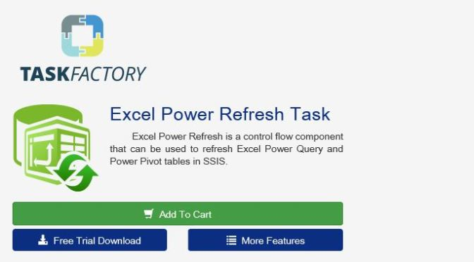 Refreshing Excel Power Query & Pivot Tables with SSIS and Task Factory