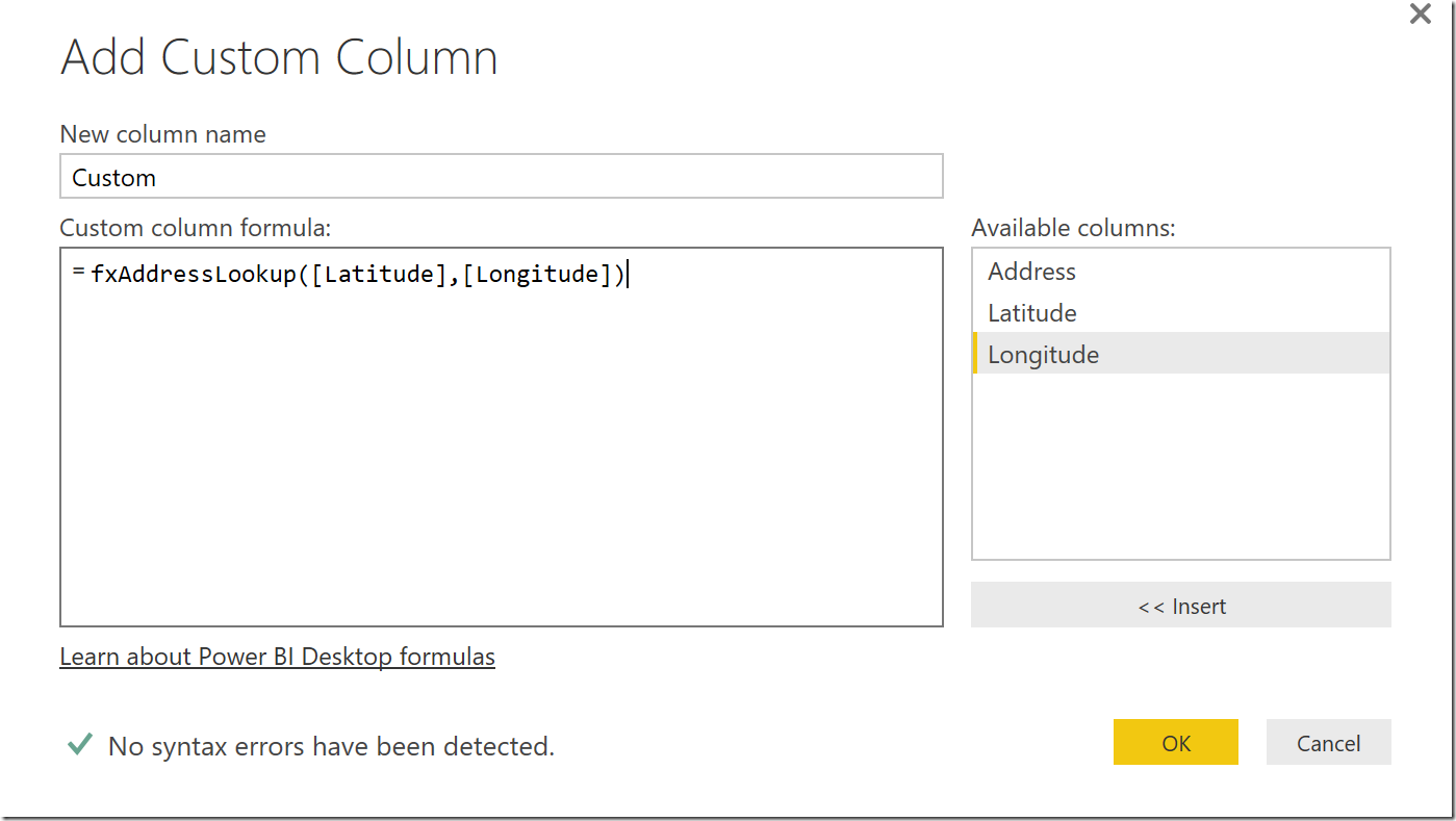 Power BI and the Bing Maps API - SQLServerCentral