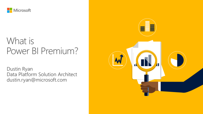 What is Power BI Premium?