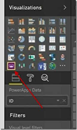PowerApps in Power BI w/ Write Back